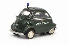 Schuco BMW Isetta Landespolizei 1:87 452632400