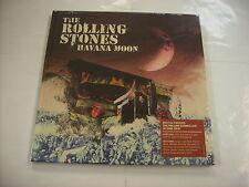 ROLLING STONES - HAVANA MOON - 2CD+DVD+BLURAY BOXSET NEW SEALED 2016