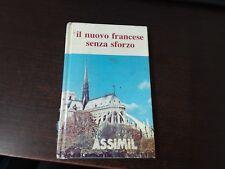 IL NUOVO FRANCESE SENZA SFORZO DIZIONARI/ENCICLOPEDIE AA.VV ASSIMIL 1985