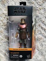"Star Wars The Mandalorian 04 The Armorer Black Series 6"" Action Figure Hasbro"