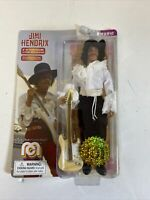 "Mego Music Jimi Hendrix 8"" Action Figure #7202"