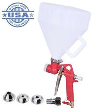 Air Hopper Spray G Un Paint Spraying Texture Gravity Feed Drywall 468mm Nozzle