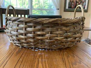 Big Brown Basket