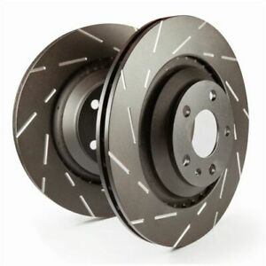 EBC USR7552 Front USR Series Sport Slotted Rotor For Chevy Silverado 2500 HD NEW