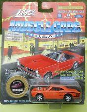 #6 ORANGE DODGE CORONET SUPER BEE SCAT PACK BOYS 1970 1995 JOHNNY LIGHTNING JL