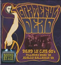 GRATEFUL DEAD - In the 60s ( 3Cd box set / New & sealed)
