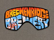 Breckenridge Brewery Sticker