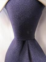 Men's Fabio Ferretti Navy Blue Tie Made in Italy 21829