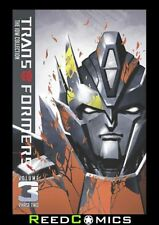 TRANSFORMERS IDW COLLECTION PHASE TWO VOLUME 3 HARDCOVER (332 Pages) Hardback