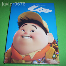 UP DISNEY PIXAR DVD NUEVO Y PRECINTADO SLIPCOVER