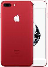 Apple iPhone 7 Plus 128GB Red, Fully Unlocked CDMA + GSM, 4G LTE IOS Smartphone
