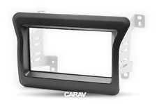 Carav 11-705 2-DIN CAR RADIO FACEPLATE FOR NISSAN NV400 2010 Vauxhall Movano 20