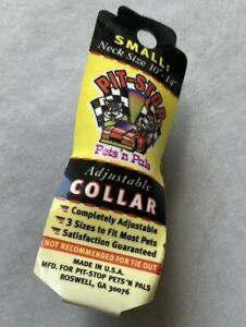 Jeff Gordon # 24 SMALL ADJUSTABLE 10 - 14 inches DOG COLLAR ! FREE SHIPPING !