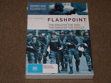 Flashpoint Season One DVD Box Set 4 Discs Region 4