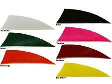 "Gateway Feathers 2"" Rayzr R/W 50 pk Mix Black Red Pink Orange Green Yellow White"