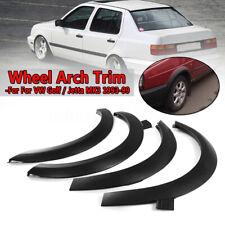 Fender Flares Wheel Arch Molding Trim Spoiler For Volkswagen VW Golf Jetta MK3