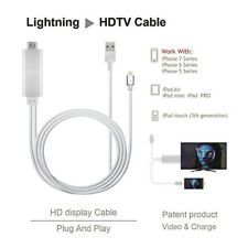1 x Lightning to HDTV HDMI AV Cable for iPhone to HDTV/TV/ Monitor/projector