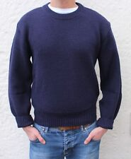 100% WOOL BRITISH MENS MOD JUMPER ARMY OUTDOOR UNIFORM SECURITY MILITARY HEAVY