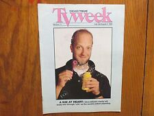 July  28, 1991 Chicago Tribune  TV  Week  Magazine (CHRIS  ELLIOTT/GET  A  LIFE)