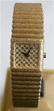 18k Gold JUVENIA Ladies Watch With 0.25 Ct Diamonds