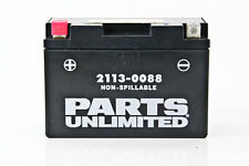 06-12 YFM700R Raptor Parts Ultd AGM Factory Activated Maint Free Battery CT9B-4