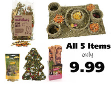 More details for rosewood christmas tree and puzzle maze treats & harvest bundle - nqp