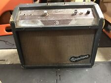 1960's Epiphone  EA-50T Pacemaker Amplifier Tube Amp Vintage Usa