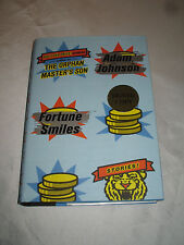 Fortune Smiles by Adam Johnson SIGNED 1st/1st 2015 HCDJ The Orphan Master's Son