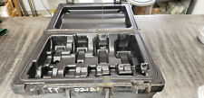 Empty Greenlee 10251 Threaded Applicator Assembly Plastic Storage Case Only