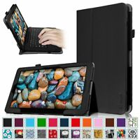 """Fintie Leather Case Cover For RCA 11 Maven Pro 11.6"""" Detachable 2-in-1 Tablet PC"""