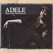 ADELE Chasing Pavements 2-Track CD SINGLE That's It, I Quit, I'm Moving On
