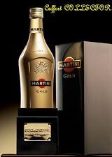 6  MARTINI GOLD DOLCE GABBANA en COFFRET CADEAU