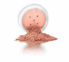 100% Natural Mineral Makeup Blush Powder Sun Kissed 3g Blush in 10ml Sifter Jar