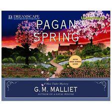 Max Tudor Ser.: Pagan Spring 3 by G. M. Malliet (2013, CD, Unabridged)