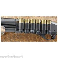 Universal Side Saddle 12 gauge Shotgun Shell Shotshell Carrier NCStar A12SH4/6