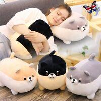 Cute Shiba Inu Plush Doll Soft Stuffed Animal Toy Pillow Toy Christmas Present