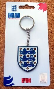 England FA Metal Keyring (Official Merchandise) - FREE POSTAGE!