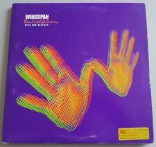 PAUL MCCARTNEY WINGSPAN 4LP vinyl pressing Beatles