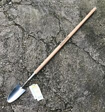Kent & Stowe Stainless Steel Long Handle Trowel - Garden Tool