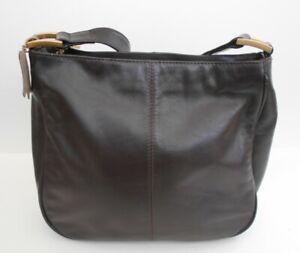 Debenhams Genuine Leather Brown Shoulder Bag.Used only once.