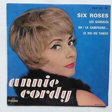 ANNIE CORDY 6 roses ESRF 1501