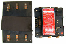 ASCO 9204P 920 RC Remote Control Switch 100 Amp 600V 110-120 Mechanically Held a
