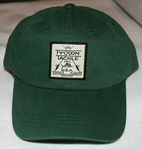Tycoon Tackle Hat