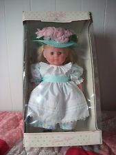 ♪ Poupée Corolle Marielle bouquet naïf collection 1990 dans boite ♪