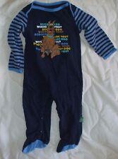 Sz 6 9 Mon Scooby Doo Pajamas Sleeper Baby Boy