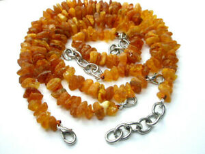 RAW BALTIC AMBER COLLAR FOR DOG