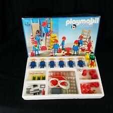 VTG Playmobil Fireman Firefighters Playset #3403 w/ Original Box FREE SHIPPING