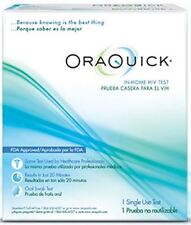ORAQUICK In-Home HIV Test 1 ea (Pack of 2)