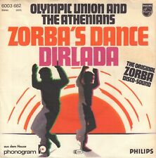 "OLYMPIC UNION ‎– Zorba's Dance (1978 VINYL SINGLE 7"" GERMANY)"
