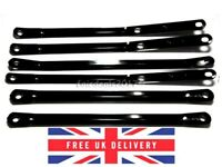 New Royal Enfield Bullet Front 6 Units Black Mudguard Stays 500Cc